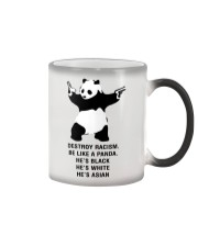 Be like a Panda  Color Changing Mug tile