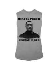 Justice for George Floyd Rest in Power Sleeveless Tee thumbnail