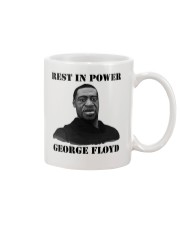 Justice for George Floyd Rest in Power Mug thumbnail