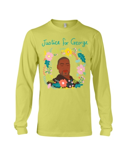 Justice for George Floyd Floral Wreath