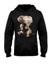 Elephant Hoodie  Hooded Sweatshirt front
