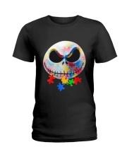 support autism kids Ladies T-Shirt thumbnail