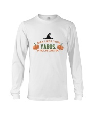 Max likes your Yabos in fact he loves em hallowee Long Sleeve Tee thumbnail