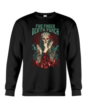 death punch Crewneck Sweatshirt thumbnail