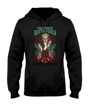 death punch Hooded Sweatshirt thumbnail