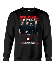 my dealer Crewneck Sweatshirt thumbnail