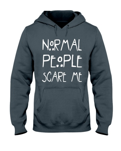 NORMAL PEOPLE SCARE ME
