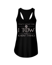 20 PERCENT OFF Suggested Retail Price Ladies Flowy Tank thumbnail