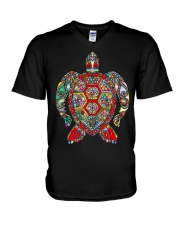 Turtle Clothingturtle Accessoriesfunny Turtle Tee  V-Neck T-Shirt thumbnail