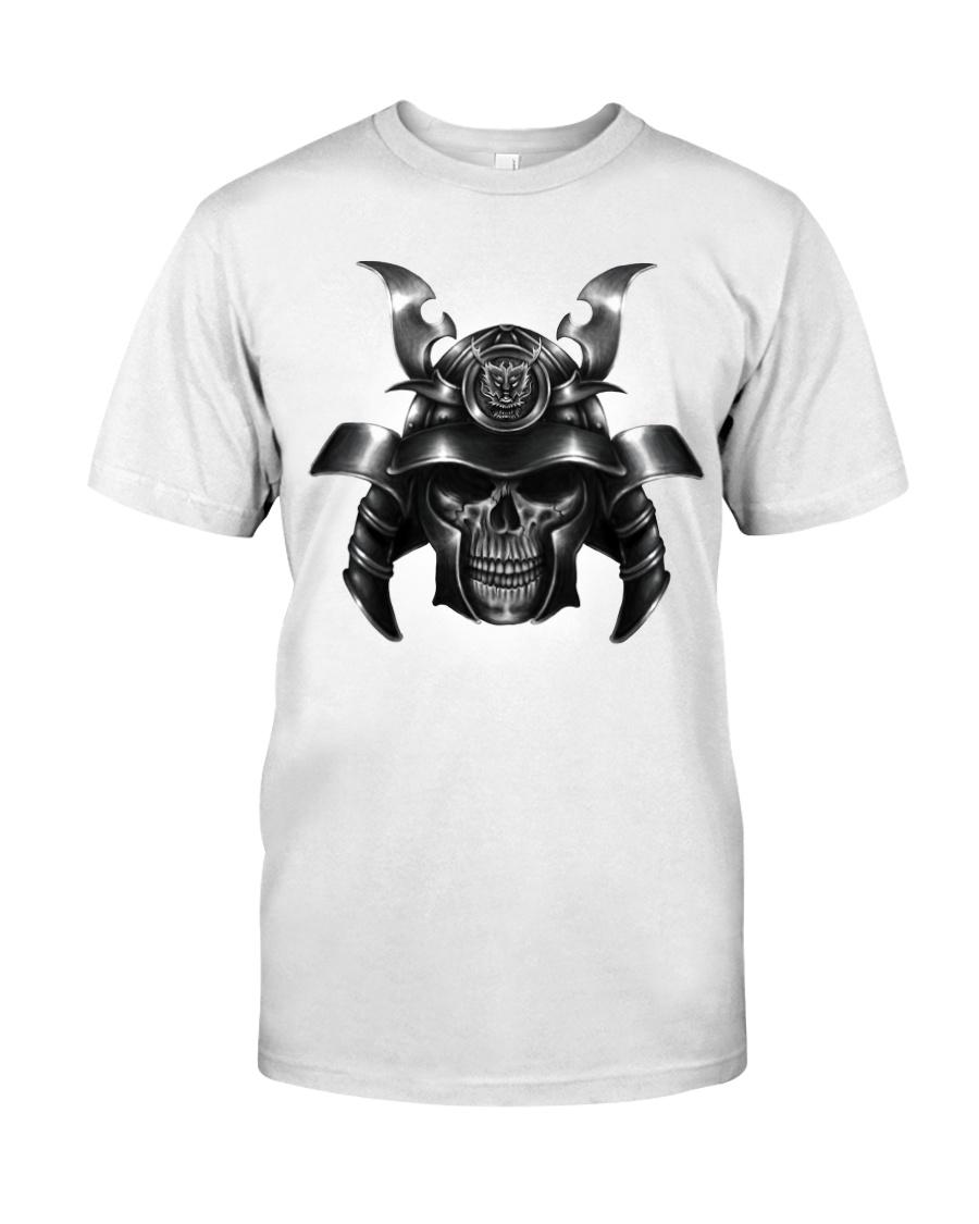 Spirit of Ronin Samurai Warrior Classic T-Shirt