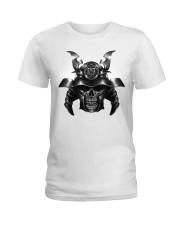Spirit of Ronin Samurai Warrior Ladies T-Shirt thumbnail