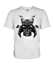 Spirit of Ronin Samurai Warrior V-Neck T-Shirt thumbnail