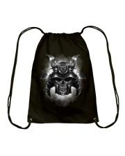 Spirit of Ronin Samurai Warrior Drawstring Bag thumbnail
