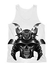 Spirit of Ronin Samurai Warrior All-over Unisex Tank thumbnail