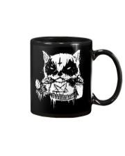 Black Metal Cat Mug thumbnail
