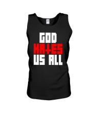 God Hates Us All Unisex Tank thumbnail