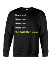 Rocket league - What a save Crewneck Sweatshirt thumbnail