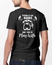 LIMITED EDTION Classic T-Shirt lifestyle-mens-crewneck-back-5