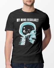 My mine regularly Classic T-Shirt lifestyle-mens-crewneck-front-13