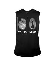 Your fingerprint - My fingerprint Sleeveless Tee thumbnail