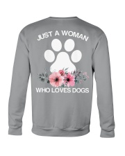 I LOVE MY DOG Crewneck Sweatshirt thumbnail