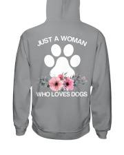 I LOVE MY DOG Hooded Sweatshirt thumbnail