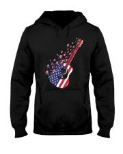 GUITAR FLAG Hooded Sweatshirt thumbnail