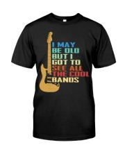 THE COOL BANDS Classic T-Shirt front