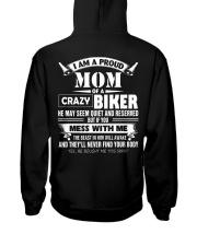BEST GIFT FOR YOUR MOM Hooded Sweatshirt thumbnail