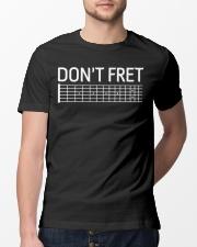 DONT FRET Classic T-Shirt lifestyle-mens-crewneck-front-13