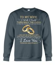 TO MY WIFE Crewneck Sweatshirt thumbnail