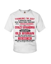 THINKING Youth T-Shirt thumbnail