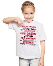 THINKING Youth T-Shirt lifestyle-youth-tshirt-front-2
