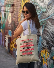 THINKING Tote Bag lifestyle-totebag-front-1