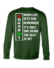 BEST GIFT FOR BIKERS  Crewneck Sweatshirt thumbnail