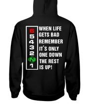 BEST GIFT FOR BIKERS  Hooded Sweatshirt thumbnail