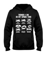MY SPARE TIME Hooded Sweatshirt thumbnail