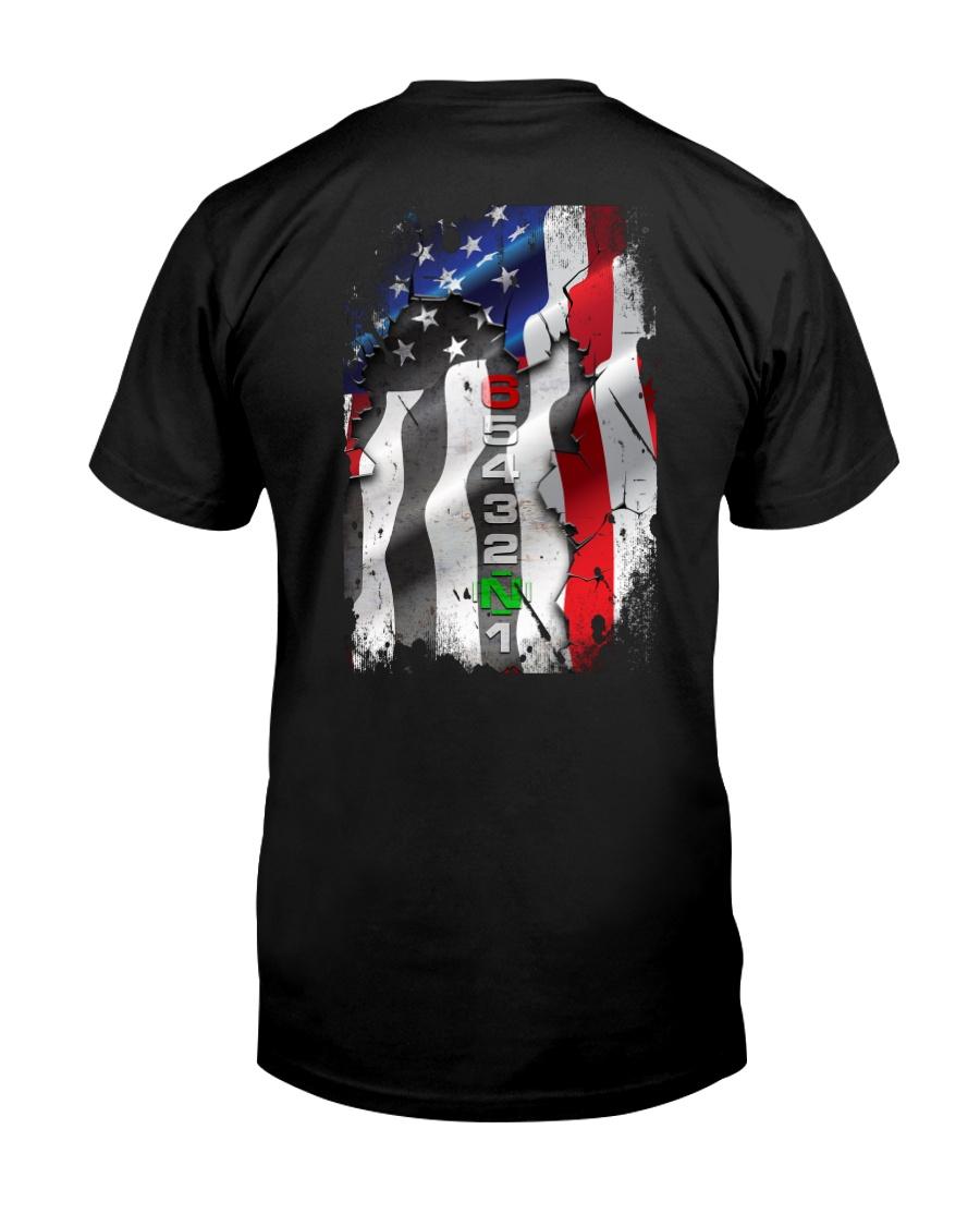 BIKER FLAG Classic T-Shirt