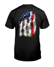 BIKER FLAG Classic T-Shirt back