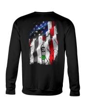 BIKER FLAG Crewneck Sweatshirt thumbnail