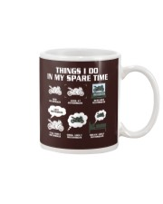 MY SPARE TIME Mug thumbnail