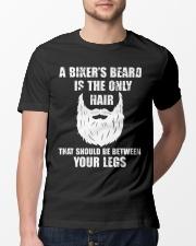BIKER HAIR Classic T-Shirt lifestyle-mens-crewneck-front-13