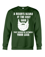 BIKER HAIR Crewneck Sweatshirt thumbnail