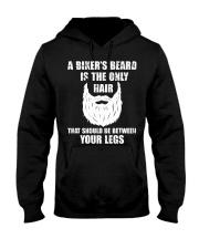 BIKER HAIR Hooded Sweatshirt thumbnail