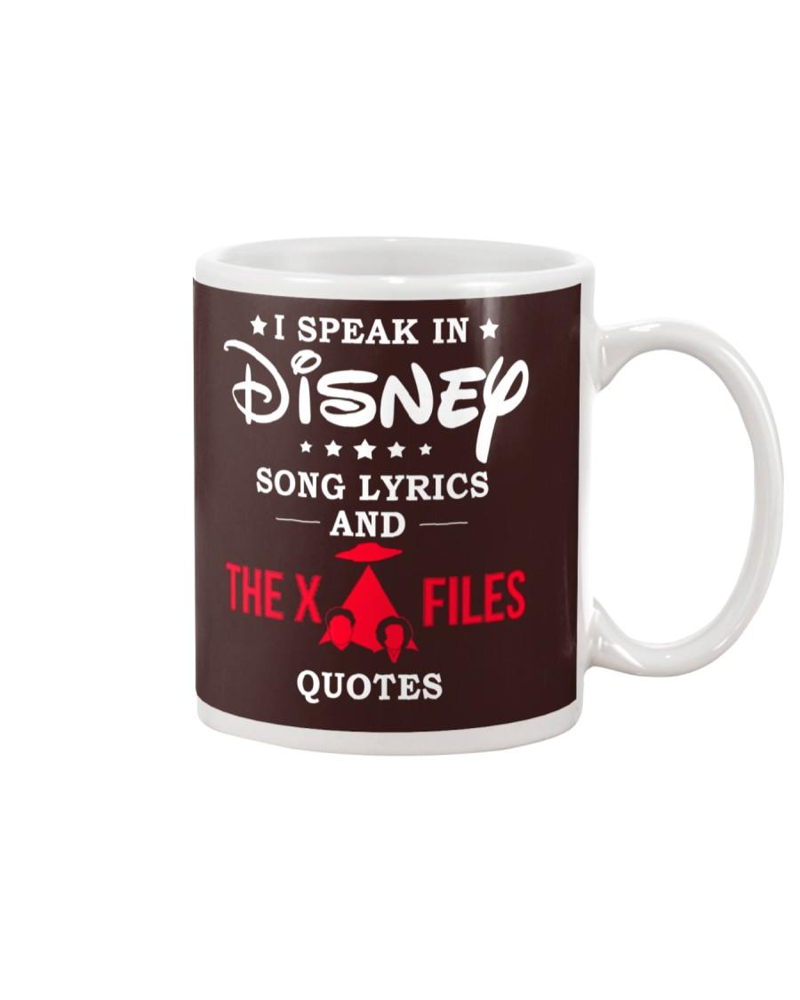The X F Mug