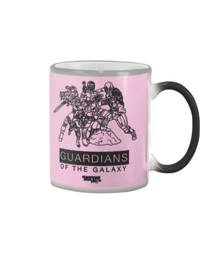 Guardians Change mug