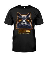 Grumpy Solar Oregon Classic T-Shirt thumbnail