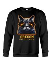 Grumpy Solar Oregon Crewneck Sweatshirt thumbnail