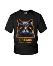 Grumpy Solar Oregon Youth T-Shirt thumbnail