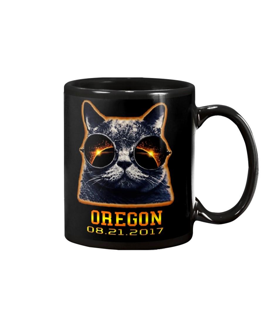 Grumpy Solar Oregon Mug
